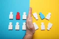 Chaosu i rozkazu transformata Biznesowy dezorganizacji poj?cie Ulepszenie i harmonia zdjęcia stock