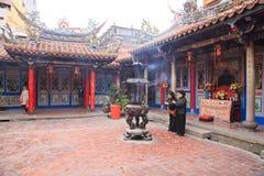 Chaotian Palace.Beigang stock photos