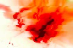 Chaotische helle Hintergrund-Beschaffenheit - Archivbild lizenzfreies stockbild