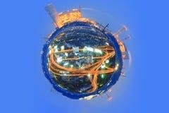Chaotische wereld. Royalty-vrije Stock Afbeeldingen