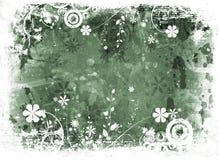 Chaotisches Blumengrunge vektor abbildung