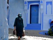Chaouen Photo libre de droits