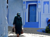 Chaouen, Morocco Royalty Free Stock Photo