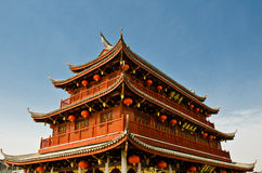 Chaozhou city ,guangdong,china Royalty Free Stock Photography
