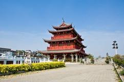 Chaozhou-Stadt, Guangdong, Porzellan Lizenzfreies Stockbild