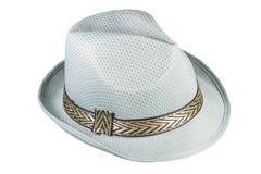 Chapéu azul Fotografia de Stock Royalty Free