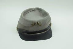 Chapéu confederado foto de stock