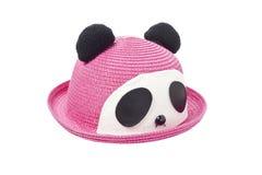 Chapéu cor-de-rosa Fotografia de Stock