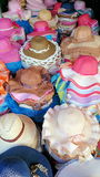 Chapéu, cor doce Imagem de Stock