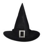 Chapéu da bruxa Fotografia de Stock