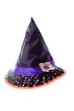Chapéu da bruxa Fotos de Stock