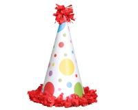 Chapéu da celebração do aniversário Fotografia de Stock Royalty Free