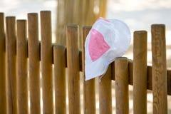 Chapéu da criança perdida Imagens de Stock