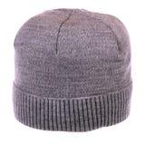 Chapéu da malha Imagem de Stock