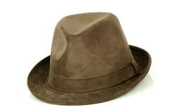 Chapéu de cowboy à moda Fotografia de Stock Royalty Free