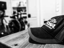 Chapéu de Daytona fotografia de stock