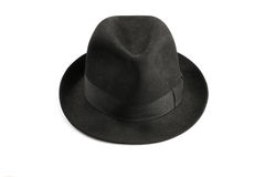 Chapéu de Fedora Fotos de Stock