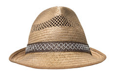 Chapéu de palha Fotos de Stock Royalty Free