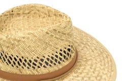 Chapéu de palha fotos de stock