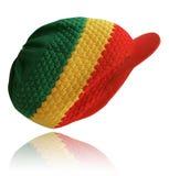 Chapéu de Rasta Fotografia de Stock