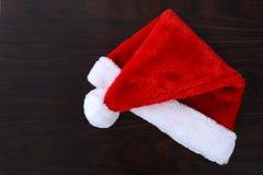 Chapéu de Santa Imagens de Stock Royalty Free