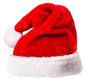 Chapéu de Santa Claus Imagens de Stock