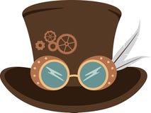 Chapéu de Steampunk Fotos de Stock Royalty Free