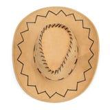 Chapéu de vaqueiro Fotografia de Stock Royalty Free