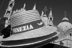 Chapéu de Veneza Fotografia de Stock Royalty Free