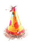 Chapéu do aniversário Fotos de Stock