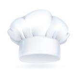 Chapéu do cozinheiro chefe, ícone Fotografia de Stock Royalty Free