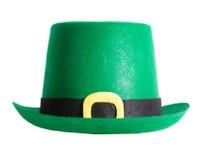 Chapéu do dia de St Patrick fotos de stock