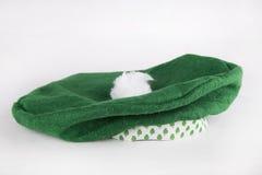 Chapéu do dia do ` s de St Patrick Foto de Stock Royalty Free