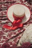 Chapéu do Gondolier fotografia de stock royalty free