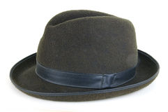 Chapéu do homem Foto de Stock