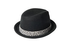 Chapéu do leopardo Imagens de Stock Royalty Free