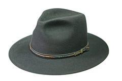 Chapéu do Mens Imagem de Stock