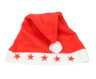 Chapéu do Natal Foto de Stock