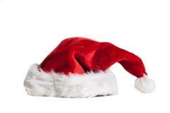 Chapéu do Natal imagens de stock