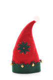 Chapéu do Natal imagens de stock royalty free