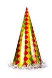 Chapéu do partido Imagem de Stock Royalty Free