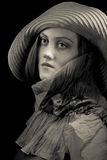 Chapéu do vintage Imagens de Stock Royalty Free