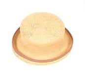 Chapéu do Weave Imagem de Stock