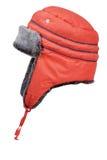 Chapéu forrado a pele Imagens de Stock Royalty Free