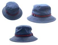 Chapéu masculino Foto de Stock Royalty Free