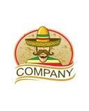 Chapéu mexicano Foto de Stock Royalty Free