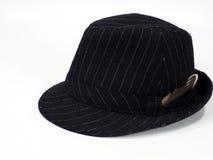 Chapéu negro Fotos de Stock