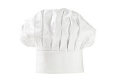 Chapéu ou toque do cozinheiro chefe Fotos de Stock