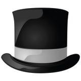 Chapéu superior Fotografia de Stock Royalty Free