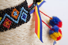 Chapéu tradicional Foto de Stock Royalty Free